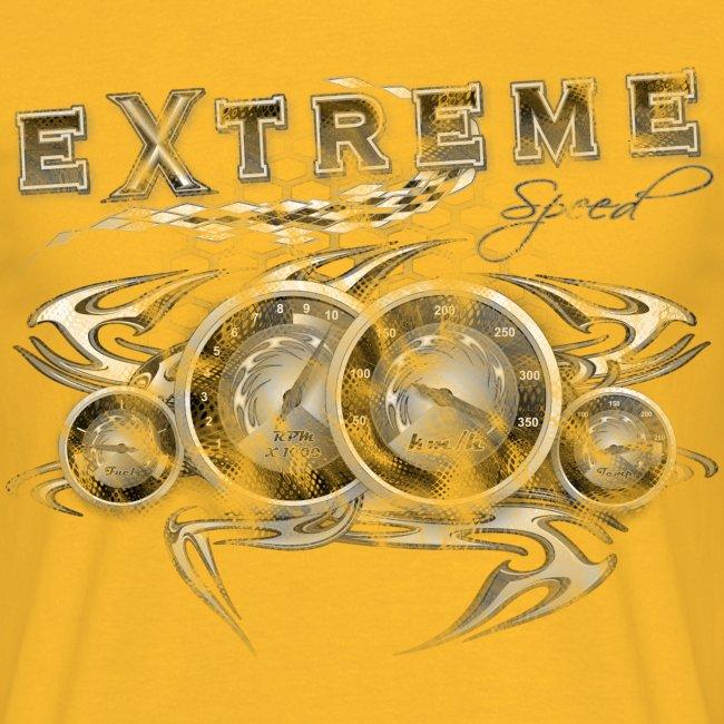 Extreme Geschwindigkeit Vintage