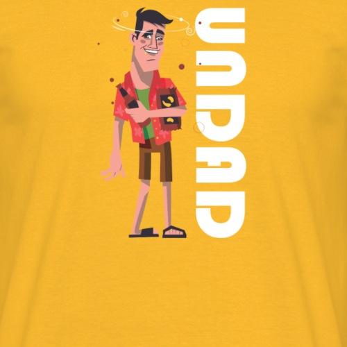 Undad - Männer T-Shirt