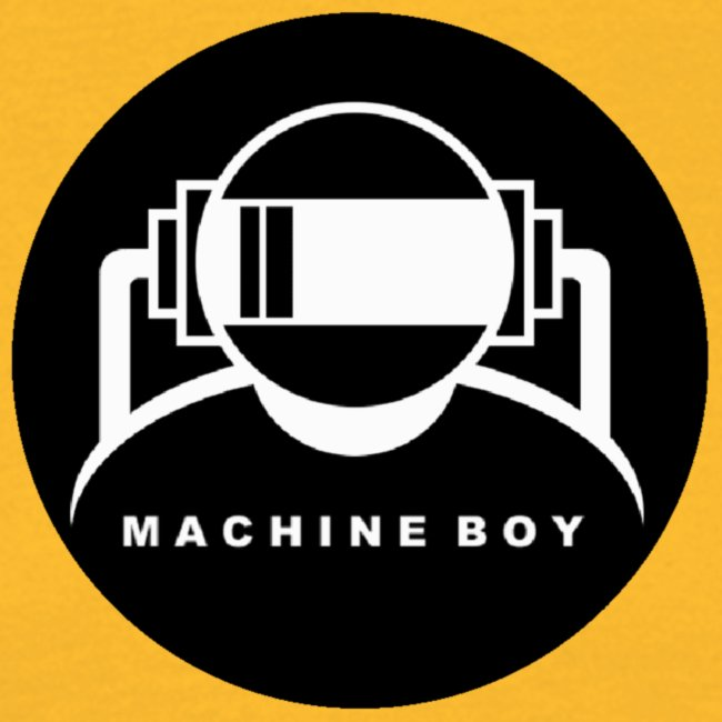 Machine Boy Black