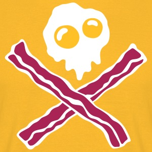 Eggs'n Bacon - Mannen T-shirt