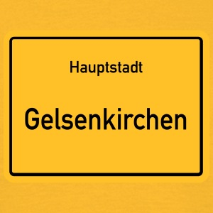 Capital Gelsenkirchen - Herre-T-shirt