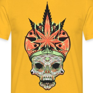 Weed Mitra - Men's T-Shirt