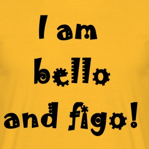 Beautiful and Figo - Men's T-Shirt