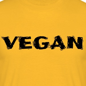 VEGAN - T-shirt Homme