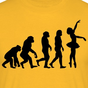 ++ ++ BALLET EVOLUTION - T-shirt Homme
