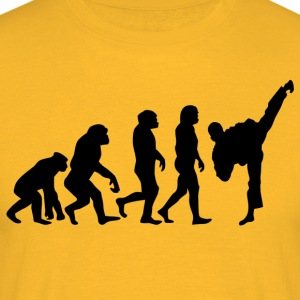 ++ ++ Martial Arts Evolution - Mannen T-shirt