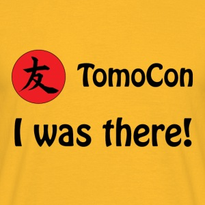 Tomocon - I was there! - Men's T-Shirt