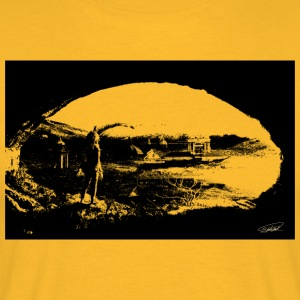 -3_Roma _-_ Panorama - T-shirt Homme
