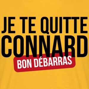 Rupture de couple Bon Débarras - T-shirt Homme