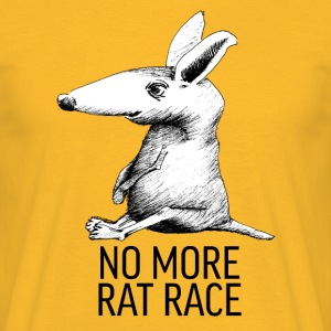 rat Race - Mannen T-shirt