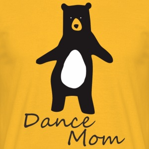 Dancing Mom - Men's T-Shirt