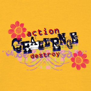ACTION DESTROY - Men's T-Shirt