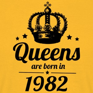 Queen 1982 - Men's T-Shirt