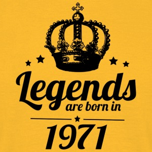 Legends 1971 - Men's T-Shirt