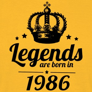 Legends 1986 - T-shirt Homme