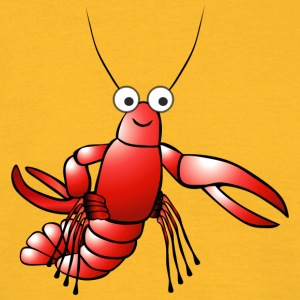 lobster24 - T-shirt herr