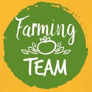 Farmer / Farmer / Bauer: Farming Team - Men's T-Shirt