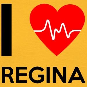 I Love Regina - I Love Regina - Men's T-Shirt