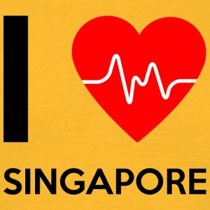 I Love Singapore - I Love Singapore - Men's T-Shirt