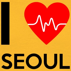 I Love Seoul - I Love Seoul - Men's T-Shirt