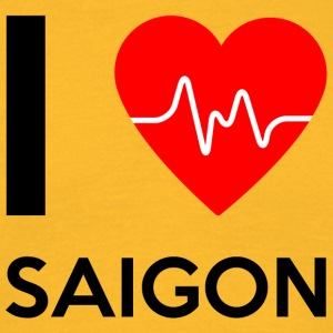 I Love Saigon - I Love Saigon - Herre-T-shirt