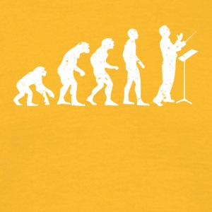 EVOLUTION DIRIGENT! - Männer T-Shirt