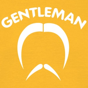 GENTLEMAN 2 white - Men's T-Shirt