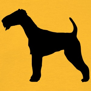 terrier - T-shirt herr