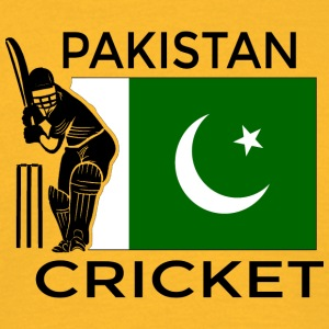 Pakistan Cricket - T-skjorte for menn