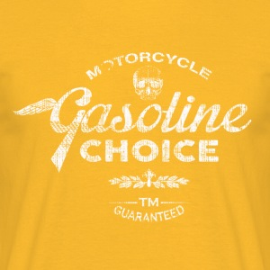 gasoline choice - Men's T-Shirt