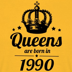 Queens 1990 - Men's T-Shirt