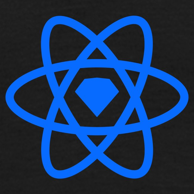 Sketch2React Logo Blue
