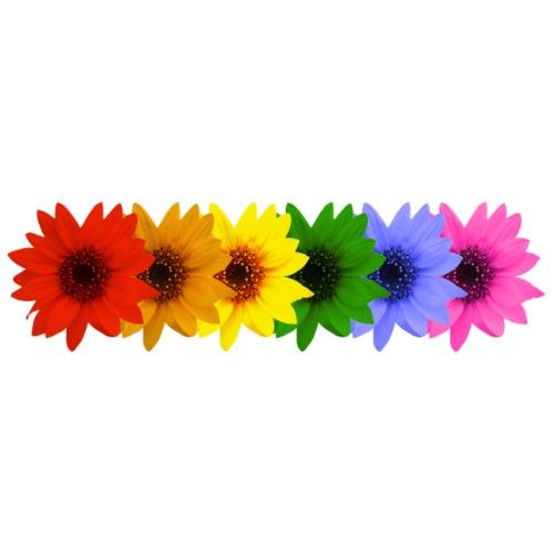 colori fiori di girasole girasole sun sun - Maglietta da uomo