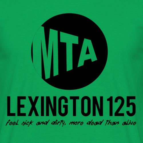Lexington 125 - Men's T-Shirt