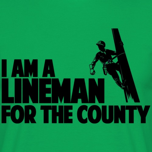 Lineman - Men's T-Shirt