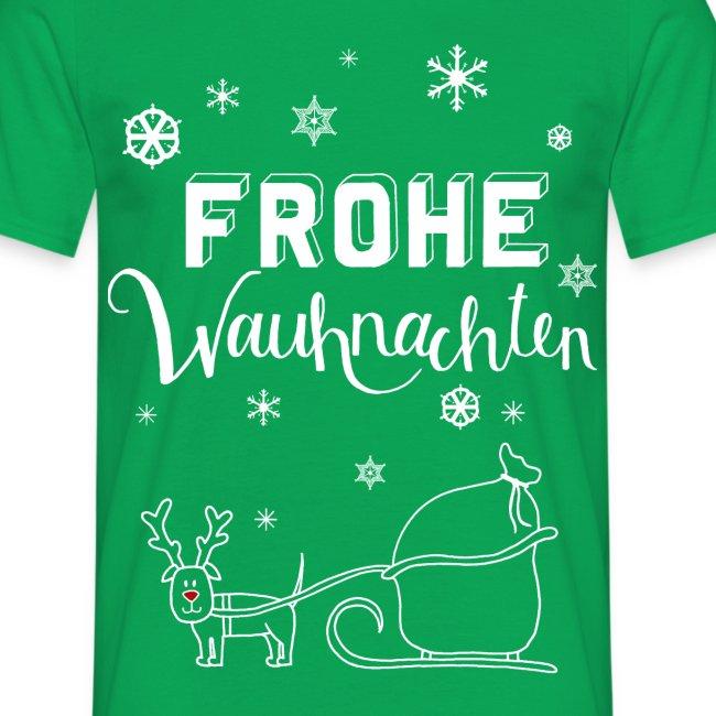 Frohe Wauhnachten Schlitt