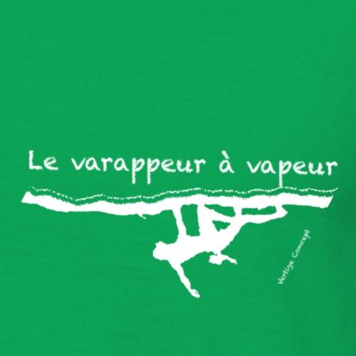 grimpeur varappeur a vapeur - T-shirt Homme