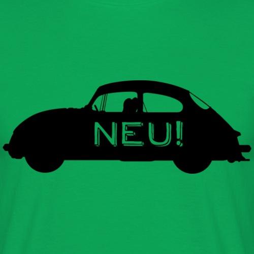 neu - Men's T-Shirt