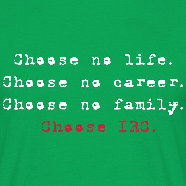 geek choose irc ny