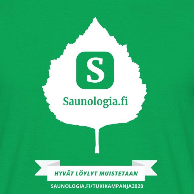 Saunologia.fi - musta
