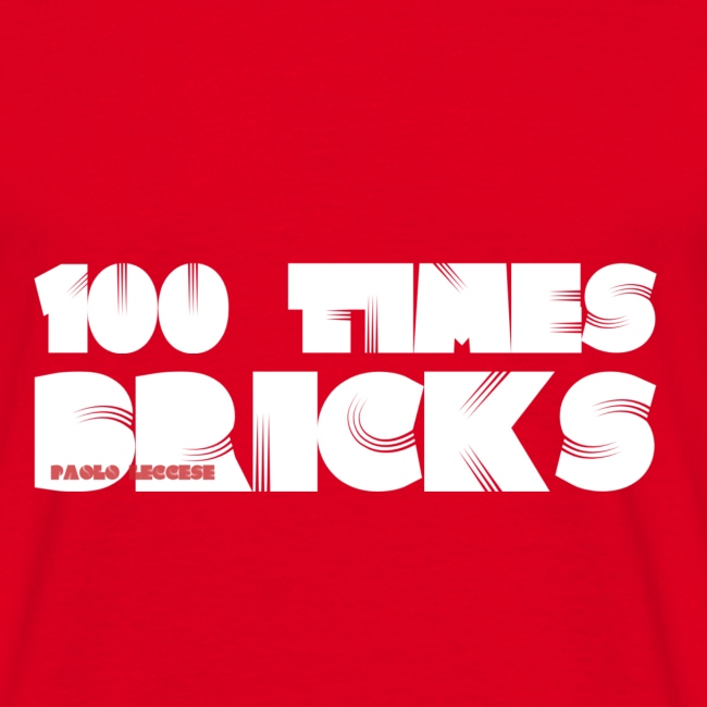 100 TIMES BRICKS retrò
