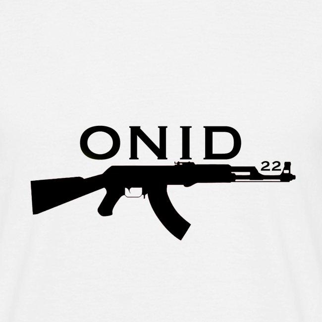 logo ONID-22 nero