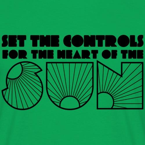Set The Controls - Men's T-Shirt