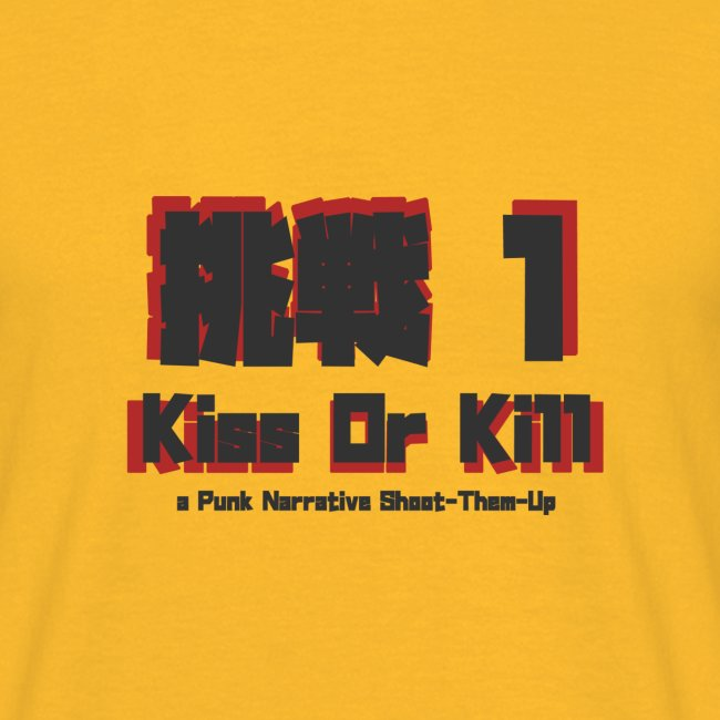 Gaijin Charenji 1 : Kiss or Kill