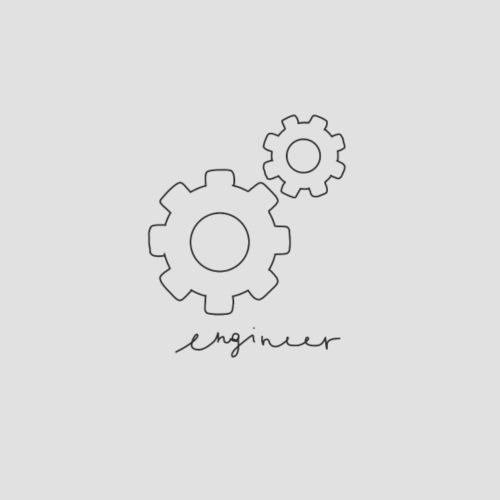 Engineer - Maglietta da uomo