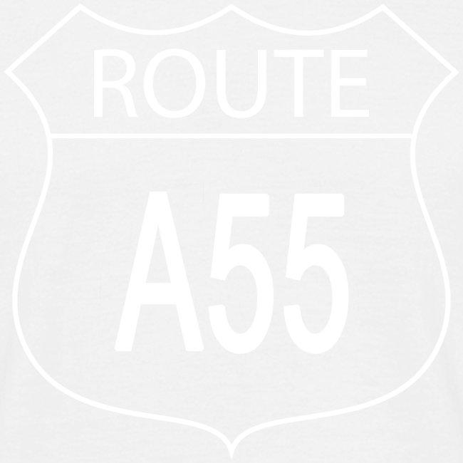 Route A55