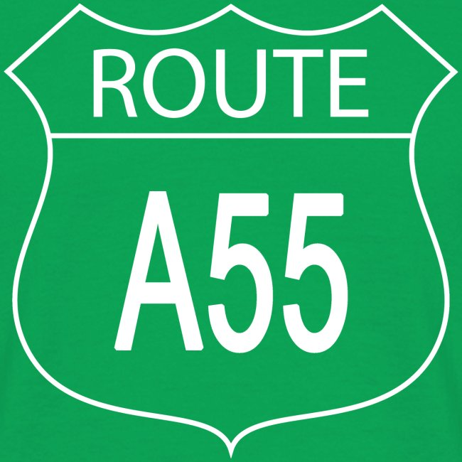 Route A55