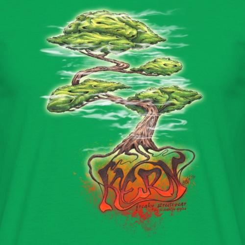 Kern Bonzai - Männer T-Shirt