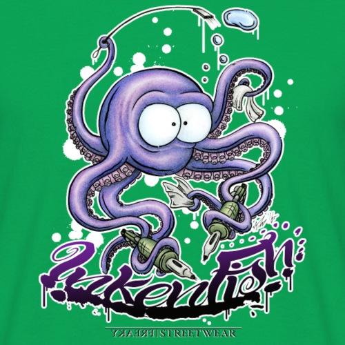 Inkenfish - Männer T-Shirt