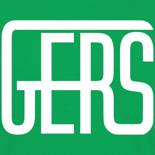 Gers - Mannen T-shirt